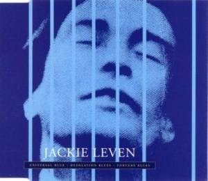 Jackie Leven: Universal Blue Desolation Blues Torture Blues - Cover