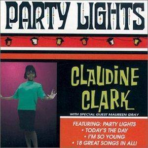 Cover - Claudine Clark: Party Lights