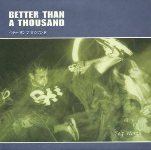 "Better Than A Thousand: Self Worth (7"") - Bild 1"