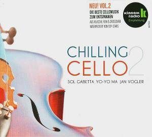 Cover - Herman Hupfeld: Chilling Cello Vol.2