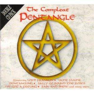 Pentangle: Compleat Pentangle, The - Cover