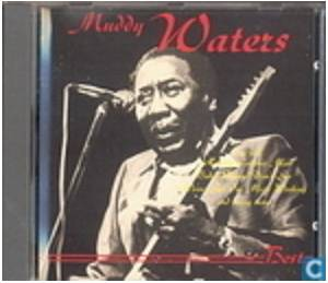 Muddy Waters: Muddy Waters - Cover