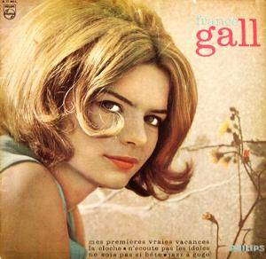 Cover - France Gall: Mes Premières Vraies Vacances