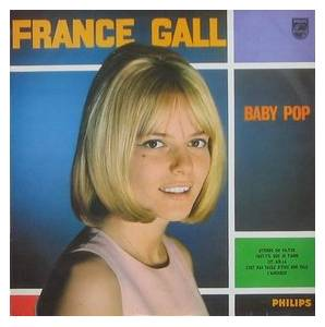 Cover - France Gall: Baby Pop