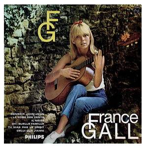 Cover - France Gall: FG [Les Sucettes]