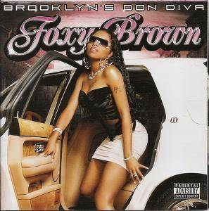 Cover - Foxy Brown: Brooklyn's Don Diva