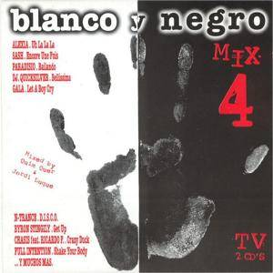 Cover - Stretch & Vern: Blanco Y Negro Mix 4