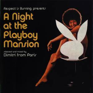 Cover - Bah Samba: Night At The Playboy Mansion, A