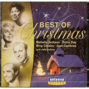 Cover - Human Nature: Antenne Bayern - Best Of Christmas