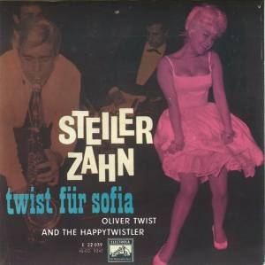 Cover - Oliver Twist & The Happy Twistler: Steiler Zahn