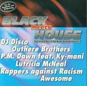 Cover - Ex-It: Black Meets House