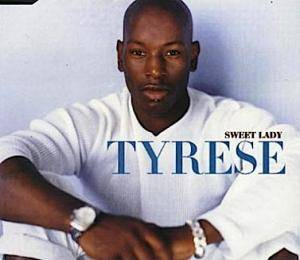 Cover - Tyrese: Sweet Lady