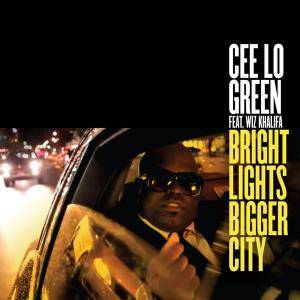 Cover - Cee-Lo Green: Bright Lights, Bigger City
