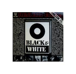 Cover - Sonny Rollins & Co.: Black & White Jazz Katalog