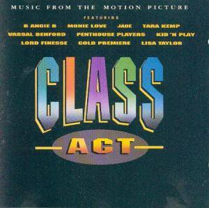 Cover - Kid 'N Play: Class Act