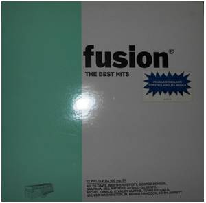 Fusion The Best Hits - Cover