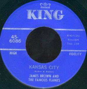 Cover - James Brown & The Famous Flames: Kansas City