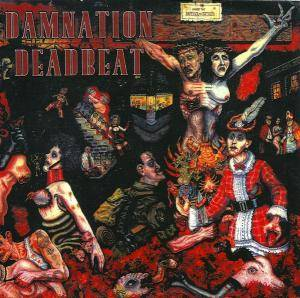 Cover - Dead Beat: Damnation / Dead Beat