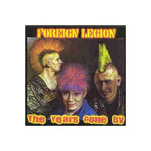 Cover - Foreign Legion: Years Gone By, The