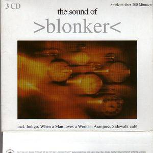 Blonker: Sound Of Blonker, The - Cover