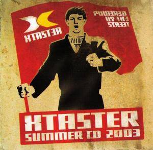 Xtaster Summer CD 2003 - Cover