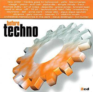 Cover - 16 Bit: Before Techno