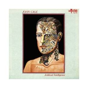 John Cale: Artificial Intelligence - Cover