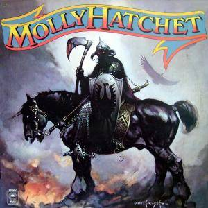 Cover - Molly Hatchet: Molly Hatchet
