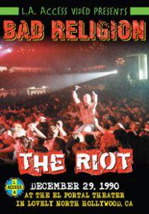 Bad Religion: Riot, The - Cover