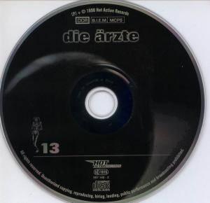 Die Ärzte: 13 (CD) - Bild 3