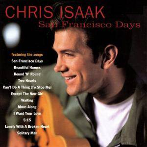 Cover - Chris Isaak: San Francisco Days
