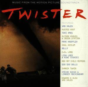 Twister (O.S.T.) - Cover
