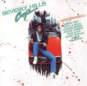 Cover - Junia: Beverly Hills Cop