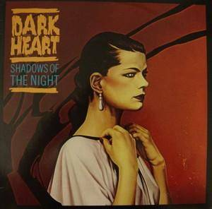 Dark Heart: Shadows Of The Night - Cover