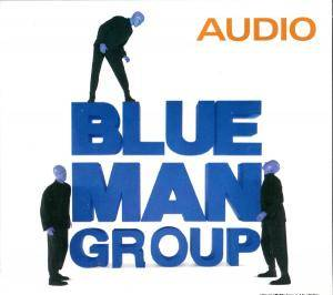 Blue Man Group: Audio - Cover