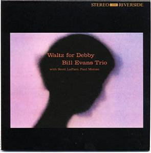 Bill Evans Trio, The: Waltz For Debby - Cover