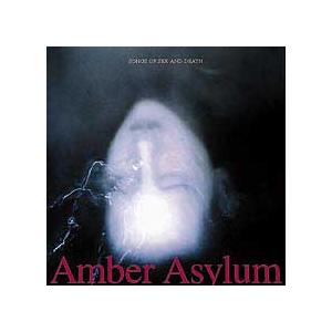 Amber Asylum: Songs Of Sex And Death - Cover