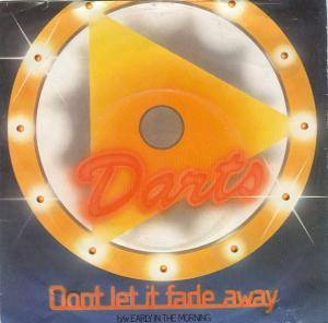 Cover - Darts: Don't Let It Fade Away