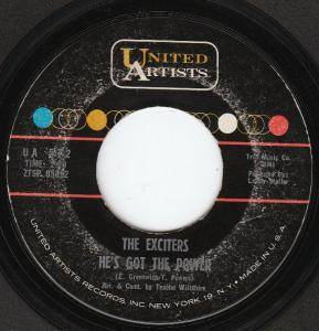 Cover - Exciters, The: He's Got The Power