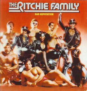 Cover - Ritchie Family, The: Bad Reputation