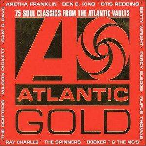 Cover - Clyde McPhatter & The Drifters: Atlantic Gold