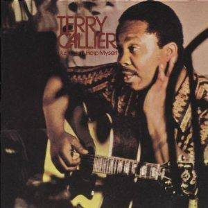Cover - Terry Callier: I Just Can't Help Myself