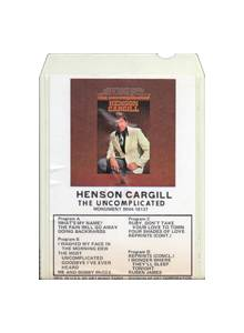 Cover - Henson Cargill: Uncomplicated, The