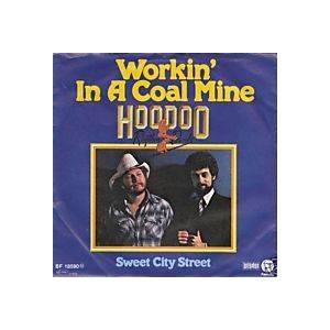 Cover - Hoodoo Rhythm Devils: Workin' In A Coal Mine