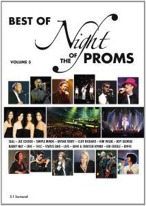 Cover - UB40 & Chrissie Hynde: Best Of Night Of The Proms Vol. 5
