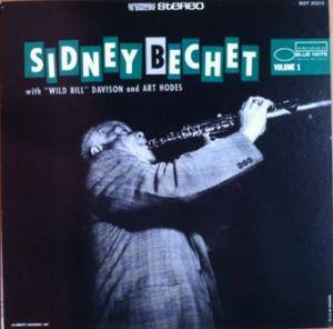Cover - Sidney Bechet: Giant Of Jazz - Vol. 1