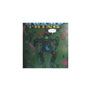 Cover - Malcolm McLaren: Swamp Thing