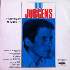 Cover - Udo Jürgens: Portrait In Musik