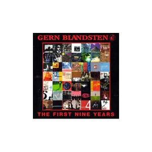 Gern Blandsten-The First Nine Years - Cover