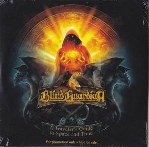 Blind Guardian: Traveler's Guide To Space And Time, A - Cover